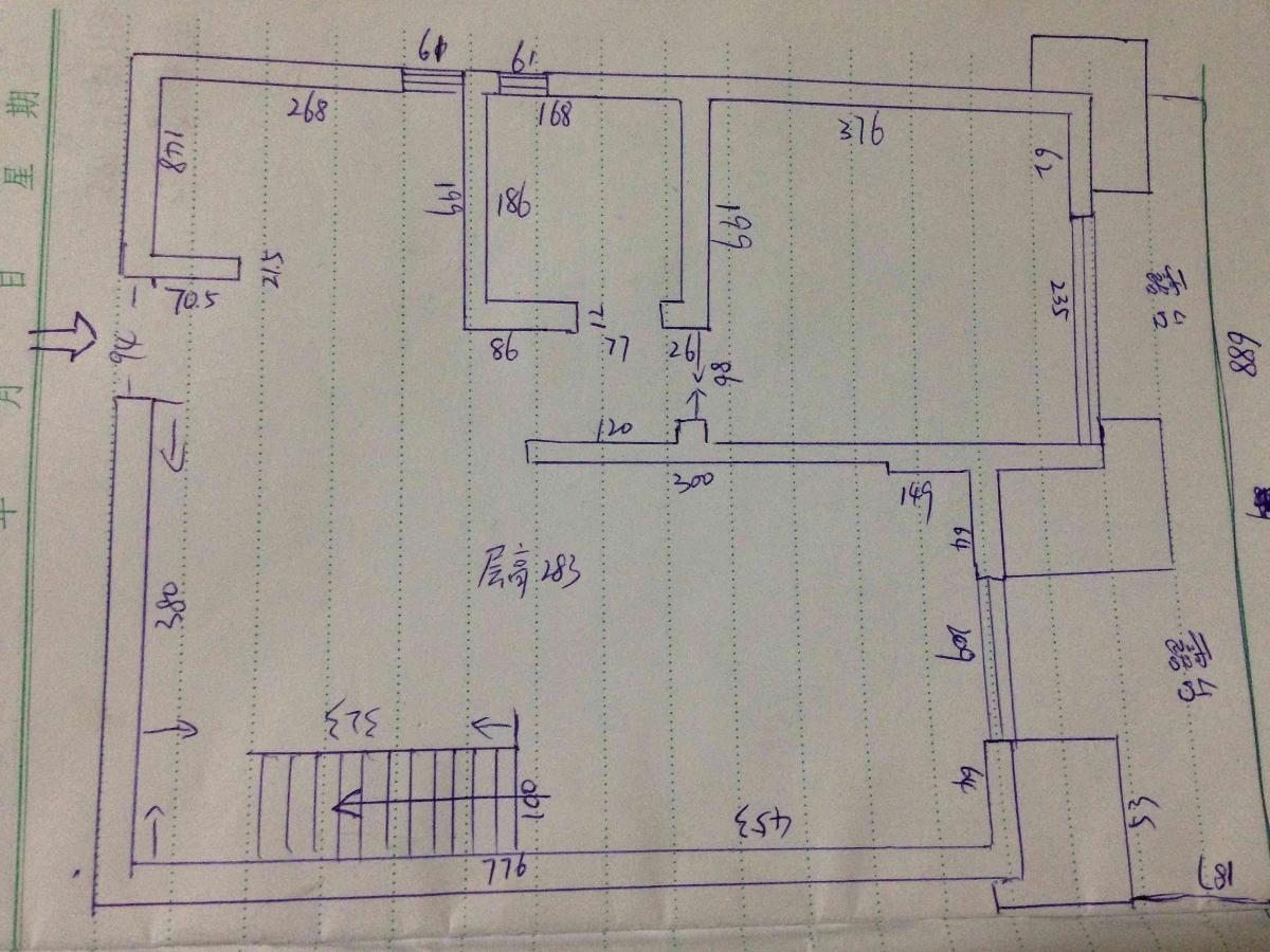 房屋装修 照明电路图