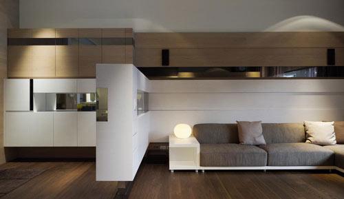 单身公寓装修效果图 一个人也可以精彩