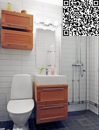 卫生间台下盆安装方法图解