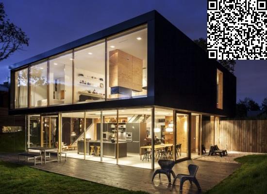 农村自建房怎样采光 推荐芬兰玻璃屋