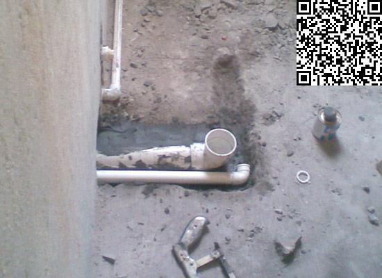 座便器安装知识:排水管的安装规范