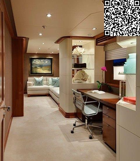 10款家装书房手绘效果图 舒适读书空间