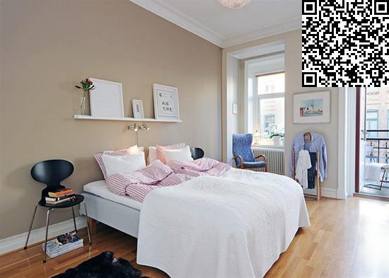 背景墙 房间 家居 起居室 设计 卧室 卧室装修 现代 装修 550_393