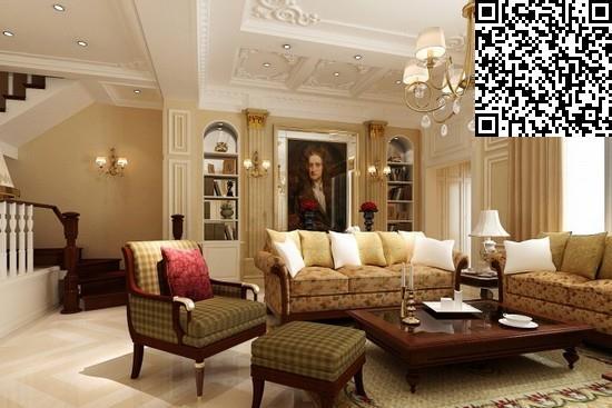 沙发时一定要注意产品风格与家装整体风格的和谐搭配