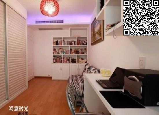美妙杭州室内装饰 梦琴湾3居室装修