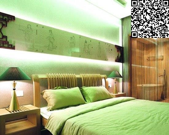 欧式卧室床头背景墙 点亮最炫创意卧室
