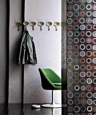 客厅设计 瓷砖拼贴墙面绝对精彩