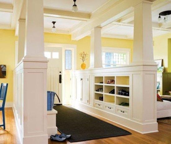 十款欧式风格客厅隔断 让家变得优美图片