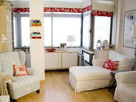单身公寓装修效果图 2011图片赏析