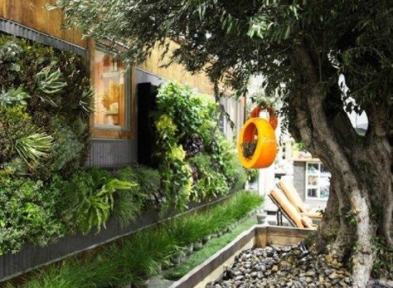 景观装饰 装点别致家居生态圈