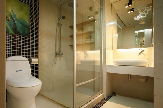 卫生间隔断尺寸 卫生间隔断材料