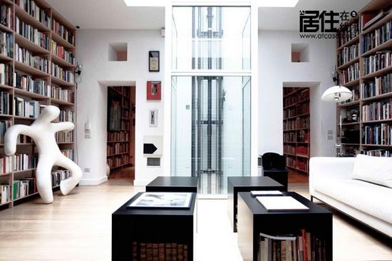 公寓经典装修 看罗马的复式小高楼图片