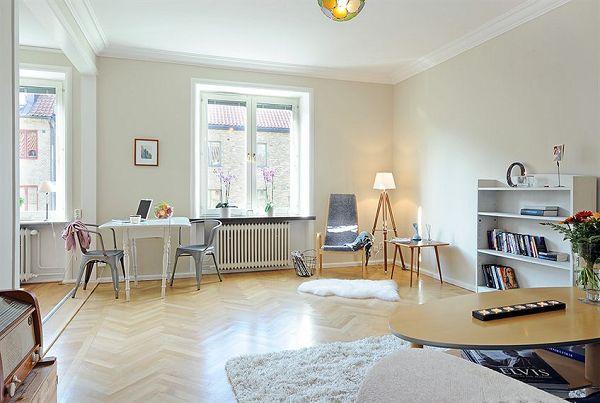 家里装修,选择木地板好还是瓷砖好