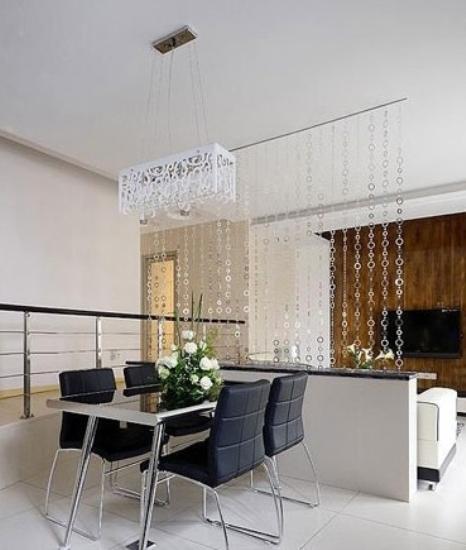 居住型公寓 北欧风格简约时尚跃层小户型