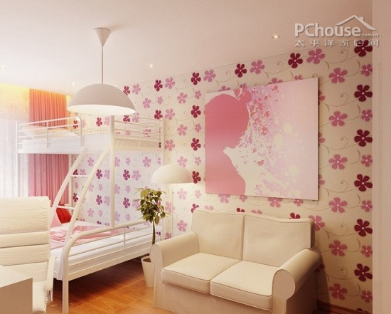 儿童房颜色   与甜美的粉色系不同,这间卧室选择了以沉静的天蓝色作为房间的主色调。但从细节方面,依然有着女孩清新可人的感觉。墙面上的挂画,床头柜上的装饰花朵,清新怡人。而身高记录,更是体现出女孩的细腻。 转载申明:太平洋家居网独家专稿,未经授权不得转载! 推荐阅读: 床头也爱耍花样 10款背景墙非你莫属 快乐设计6 新娘8万巧装120平实用婚房 方寸之地惊艳改造 9种多功能吧台设计 免责声明:本文系酷家乐用户转载自网络,发布本文为传递更多信息之用,其原创性以及文中陈述文字和内容未经本站证实,对本文以及其中