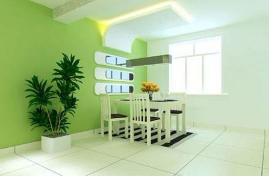四,购买绿色环保的装修材料