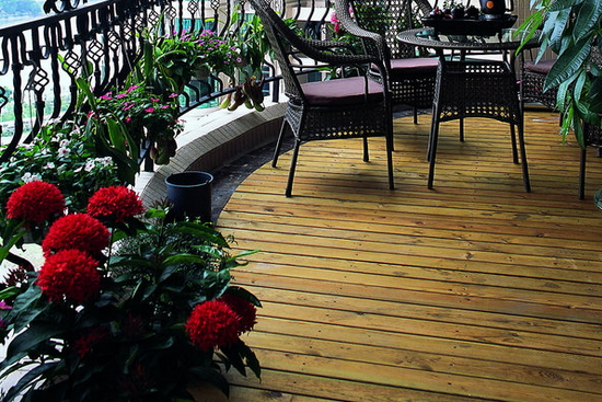 室内阳台花园设计