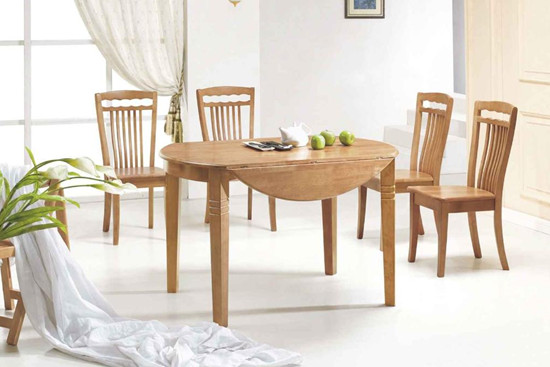 餐桌怎样选购 圆形餐桌推荐