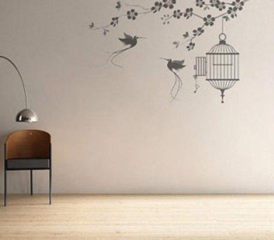 手绘背景墙设计 墙面顿时亮丽