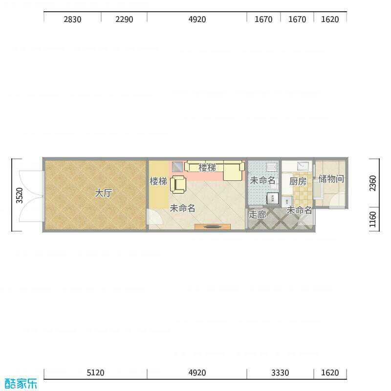 蜗牛房子工程结构图