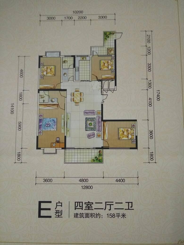 5米的房子平面图,要