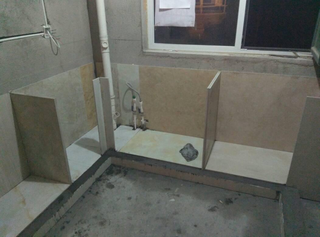 自己动手做瓷砖橱柜