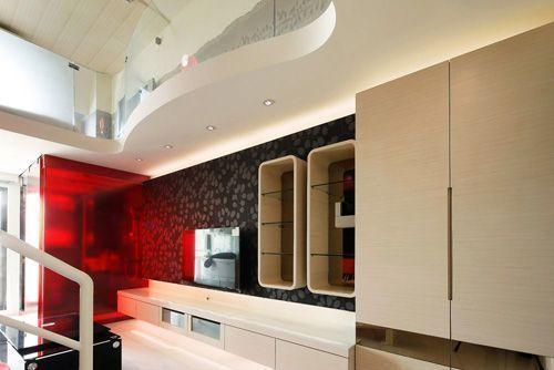 60平米小户型复式楼设计