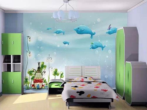 背景墙 房间 家居 起居室 设计 卧室 卧室装修 现代 装修 500_376