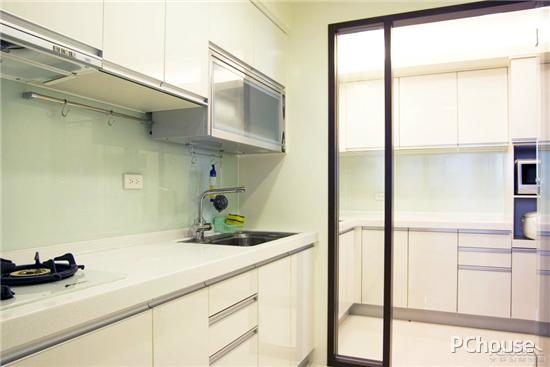 厨房门装修效果图2016图片