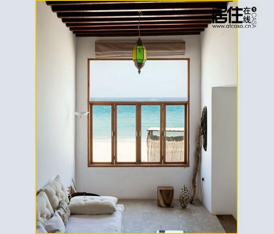 每天欣赏海景 别墅装修效果图