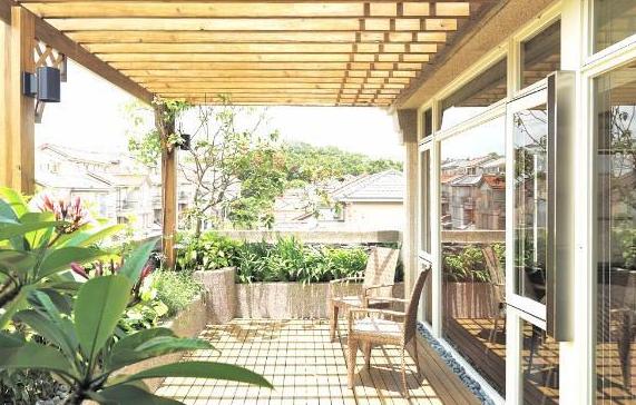 家居阳台装修效果图带您欣赏