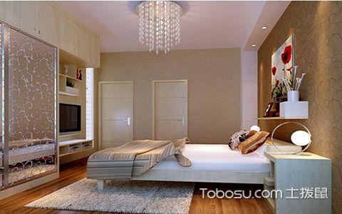 小户型15平卧室装修效果图