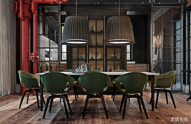 餐厅 餐桌 家具 装修 桌 桌椅 桌子 620_403