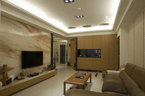 瓷砖电视背景墙装修效果图参考