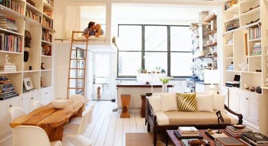 充满设计感的卧室 节约您的空间