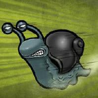 狂奔的蜗牛灬