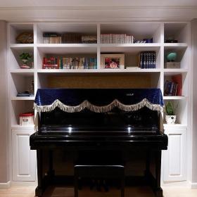 欧式新古典混搭书房案例展示