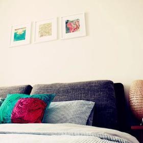 美式混搭客厅设计案例展示