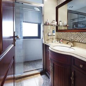 欧式新古典卫生间设计案例展示