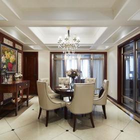 欧式新古典客厅装修图