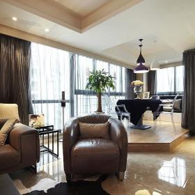 北欧混搭客厅设计案例展示