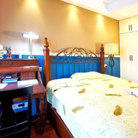 新古典混搭卧室装修图