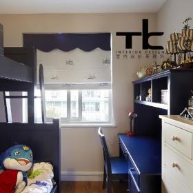 美式复古儿童房设计案例展示