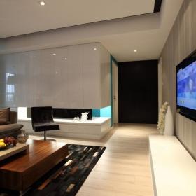 现代简约客厅案例展示