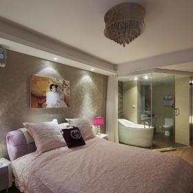 现代简约北欧卧室设计案例展示