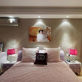 现代简约北欧卧室设计图
