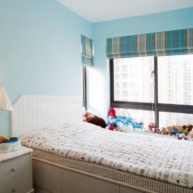 美式混搭卧室图片