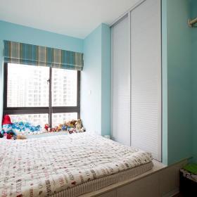 美式混搭卧室案例展示