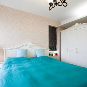 美式混搭卧室装修效果展示