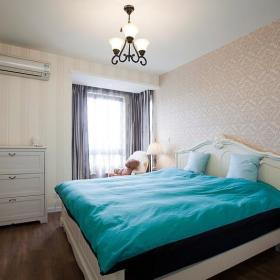 美式混搭卧室设计图